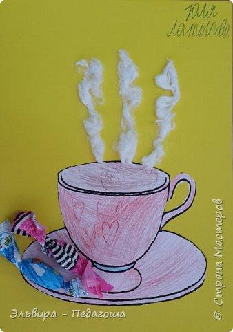 Морозным зимним вечером предлагаем выпить чашечку ароматного чая или кофе с конфеткой. фото 8