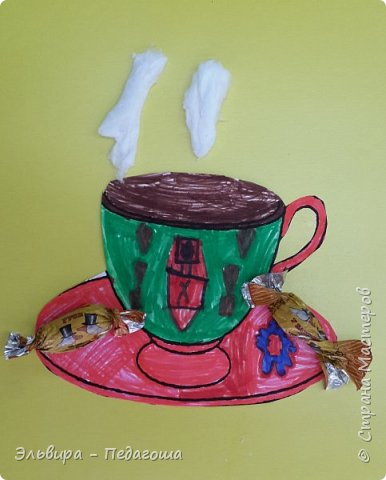 Морозным зимним вечером предлагаем выпить чашечку ароматного чая или кофе с конфеткой. фото 10