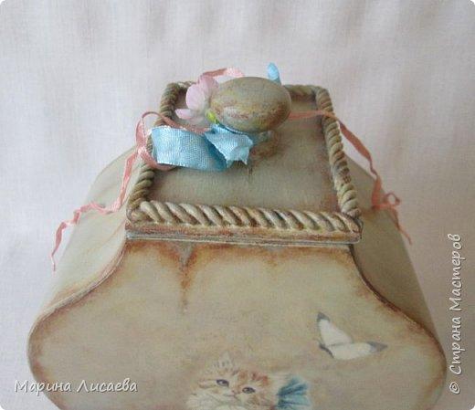 """Аааааааа, я тоже в числе победителей!!! Это мои """"Кошки-мышки"""" - набор коробов для моей кухни.  фото 10"""