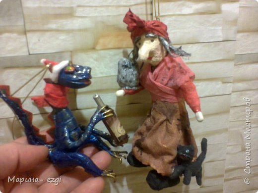 Доброго времени суток. Встречайте новые игрушки.                                                                                                                                       Новогодняя почта спешит к вам)) В VK был  МК Светы Ивановой-Хачатурян. Спасибо ей,мишки потрясающие))) фото 10