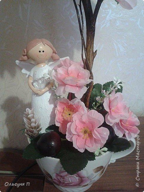 О-Ханами-праздник цветения сакуры в Японии...Добрый день, уважаемые жители Страны Мастеров.... Хотя в Стране царит новогоднее настроение, у меня на душе весна.....Я к вам в гости с очередной сакурой.... фото 2