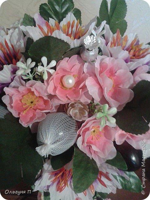 О-Ханами-праздник цветения сакуры в Японии...Добрый день, уважаемые жители Страны Мастеров.... Хотя в Стране царит новогоднее настроение, у меня на душе весна.....Я к вам в гости с очередной сакурой.... фото 4