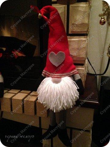 Добрый день жители страны Мастеров. Новый год не за горами.)))  Представляю Вам своих Дед Морозов и Снегурочек.  фото 15