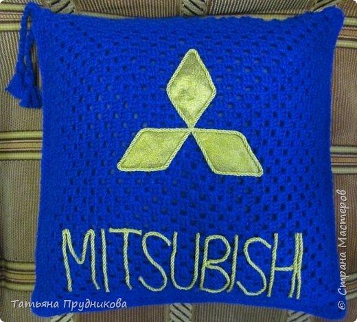 Кто о чём, а я всё о подушках... (но, кажется, пока это всё!) фото 1