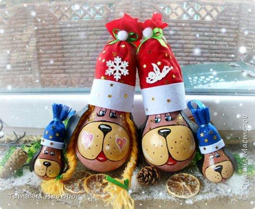 """Счастливое семейство Барбоскиных в ожидании Нового Года!!! Собака - символ 2018 года.  Есть люди, которые видят вещи такими, какие они есть,  и задаются вопросом """"почему?"""". А я вот вижу их такими, какими они могли бы быть, и говорю себе: """"А почему бы и нет?""""  - Марк Леви"""