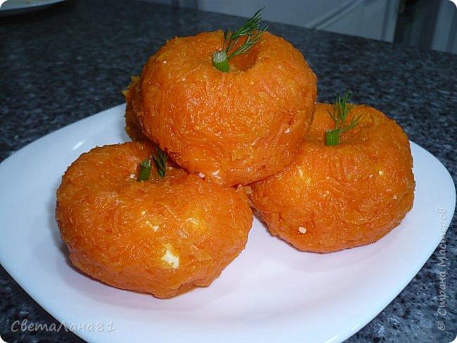 Привет Всем! Какой новогодний стол без мандарин!! Предлагаю вместе со мной сделать маленький МК по их созданию. фото 2