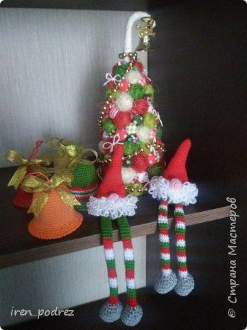Новогодние гномики и колокольчики! фото 1