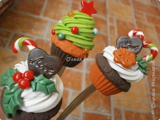 Вкусные ложки на Новый год фото 3