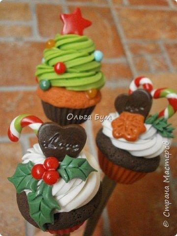 Вкусные ложки на Новый год фото 6