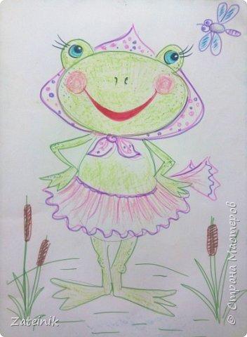 Творческие идеи для внеурочного занятия в начальных классах. Для работы понадобится бумага, цветные карандаши, мелки, фломастеры. + творческое воображение и фантазия) фото 1