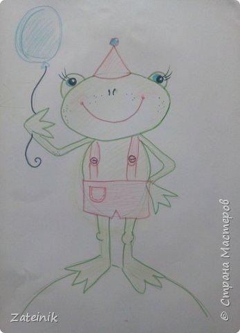 Творческие идеи для внеурочного занятия в начальных классах. Для работы понадобится бумага, цветные карандаши, мелки, фломастеры. + творческое воображение и фантазия) фото 3