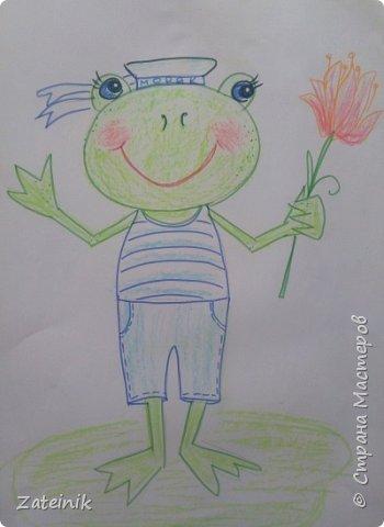 Творческие идеи для внеурочного занятия в начальных классах. Для работы понадобится бумага, цветные карандаши, мелки, фломастеры. + творческое воображение и фантазия) фото 2