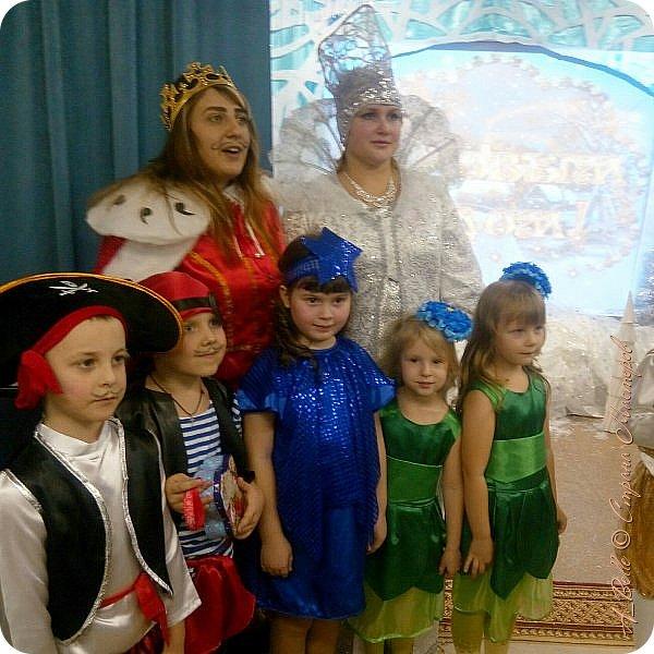 """Добрый вечер! Сегодня у Насти в саду был утренник, где дети показывали нам сказку """"Снежная королева"""". Выступление было очень интересным! Час пролетел как одно мгновение... Дети удивили, было очень приятно, что оказывается, мы растим таких талантливых малышей! фото 1"""