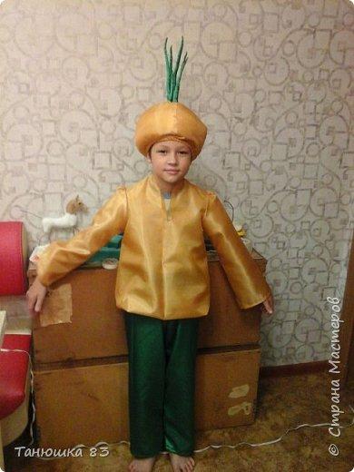 Привет всем.  В школе праздник осени сыну дали слова выучить и костюм придумать.  фото 4