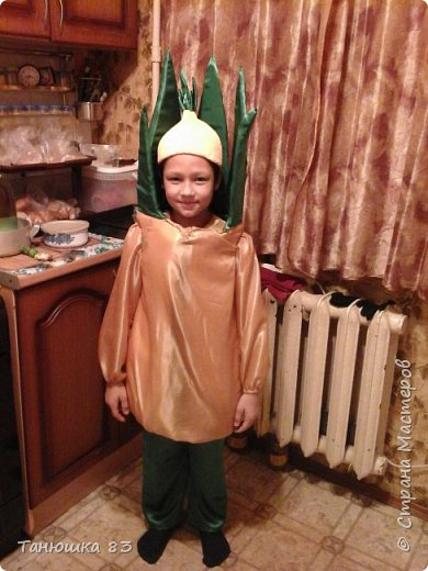 Привет всем.  В школе праздник осени сыну дали слова выучить и костюм придумать.  фото 6