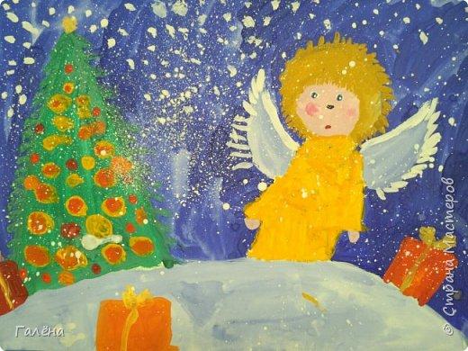 Добрый день,дорогие жители Страны Мастеров.От всей души поздравляю С Новым Годом! Самый главный подарок, который нам дарит Новый Год - это надежда на лучшее и возможность получить ещё один шанс. Шанс простить, сделать лучше, сделать больше, дать больше, сильнее любить.Желаю вам найти самое ценное, сохранить самое дорогое, получить долгожданное, отпустить уходящее, забыть грустное, простить несправедливое и приобрести лучшее!!!  В сентябре начался новый учебный год.У нас скопилось много интересных работ.Спешу поделиться с вами.  Летнее утро. фото 27