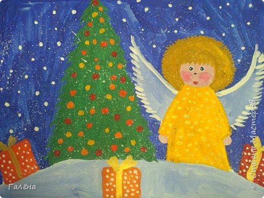 Добрый день,дорогие жители Страны Мастеров.От всей души поздравляю С Новым Годом! Самый главный подарок, который нам дарит Новый Год - это надежда на лучшее и возможность получить ещё один шанс. Шанс простить, сделать лучше, сделать больше, дать больше, сильнее любить.Желаю вам найти самое ценное, сохранить самое дорогое, получить долгожданное, отпустить уходящее, забыть грустное, простить несправедливое и приобрести лучшее!!!  В сентябре начался новый учебный год.У нас скопилось много интересных работ.Спешу поделиться с вами.  Летнее утро. фото 25