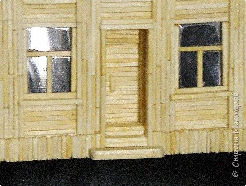"""Магазин """"Авоська"""". Размер макета 20х26х14 см. 101 коробок спичек. фото 50"""