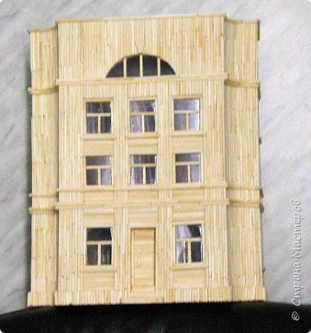 """Магазин """"Авоська"""". Размер макета 20х26х14 см. 101 коробок спичек. фото 51"""