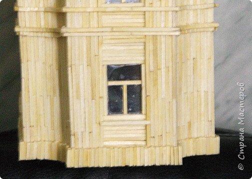 """Магазин """"Авоська"""". Размер макета 20х26х14 см. 101 коробок спичек. фото 54"""