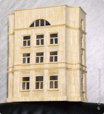 """Магазин """"Авоська"""". Размер макета 20х26х14 см. 101 коробок спичек. фото 55"""