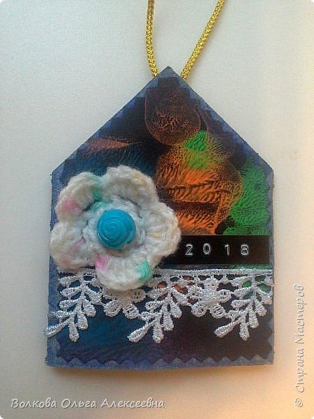 Здравствуйте. К Новому году я делала небольшие подарки для коллег и знакомых. В том числе - и  ароматические саше. А помогал мне их делать мой младший сын :-) фото 28