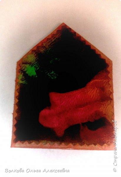 Здравствуйте. К Новому году я делала небольшие подарки для коллег и знакомых. В том числе - и  ароматические саше. А помогал мне их делать мой младший сын :-) фото 14