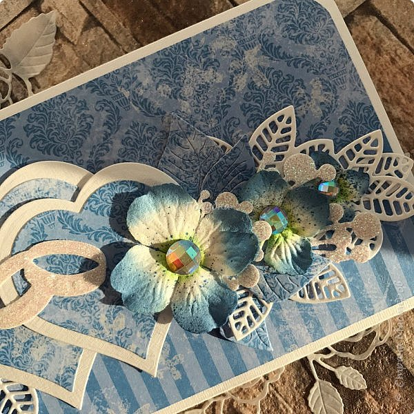 Сын сегодня ходил на свадьбу , где указан голубой цвет:)  Сделала ему вот такой конвертик, следом родился еще один, но в другом цвете.  фото 2