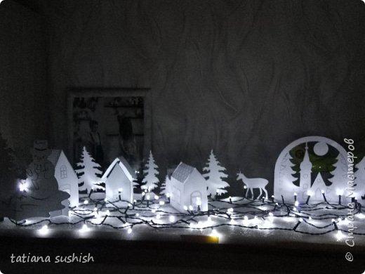 Зимняя сказка . фото 1