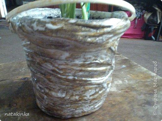 декор цветочных горшков фото 7