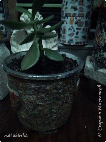 декор цветочных горшков фото 2