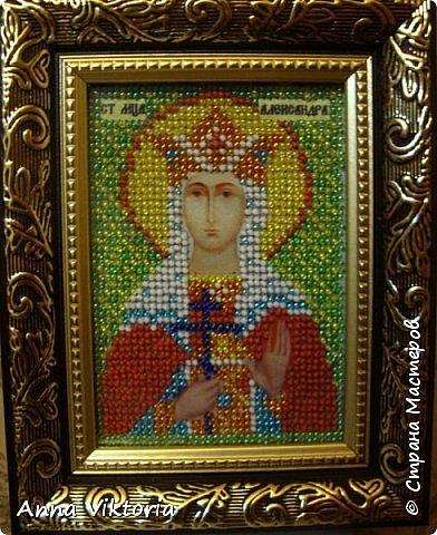 Икона Святого благоверного князя Александра Невского. фото 5