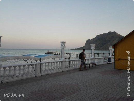 Мечты сбываются.....В этом году отпуск провели с мужем и детьми в Крыму. Своими впечатлениями я хочу поделиться и с вами. Наберитесь терпения,  фоток будет  много, отчет об отдыхе будет подробнейший. Итак, начнем. фото 20