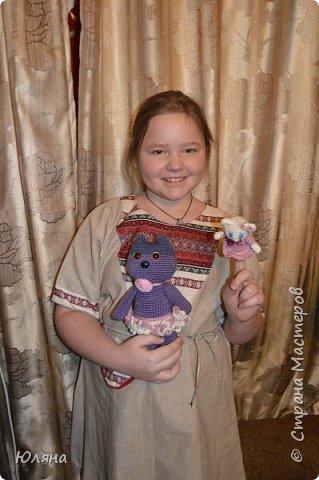 это мои подарки дочке на юбилей 10 лет. платье котик и котик -кити фото 1