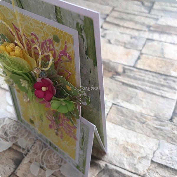 Вот такие три открыточки из одной коллекции:) Яркие, сочные,  бодрящие:)) фото 4