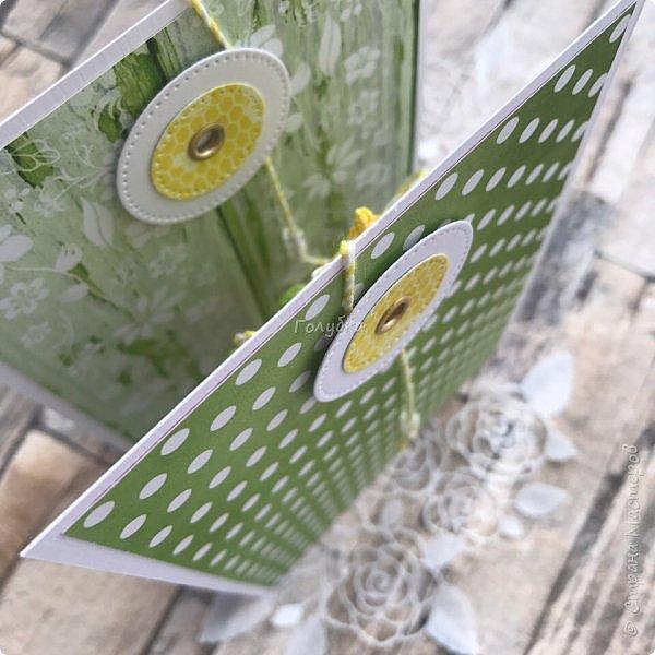 Вот такие три открыточки из одной коллекции:) Яркие, сочные,  бодрящие:)) фото 6