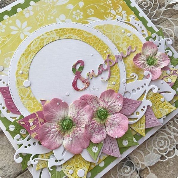Вот такие три открыточки из одной коллекции:) Яркие, сочные,  бодрящие:)) фото 8
