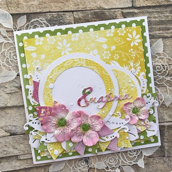 Вот такие три открыточки из одной коллекции:) Яркие, сочные,  бодрящие:)) фото 7