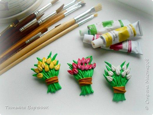 """Создаем весеннее настроение своими руками=)  Весенняя брошь """"Дыхание весны""""  Сочиняйте всякие добрости, создавайте всякие радости...  Вы поймёте, что всё это правильно, ведь для счастья хватает малости...  фото 1"""