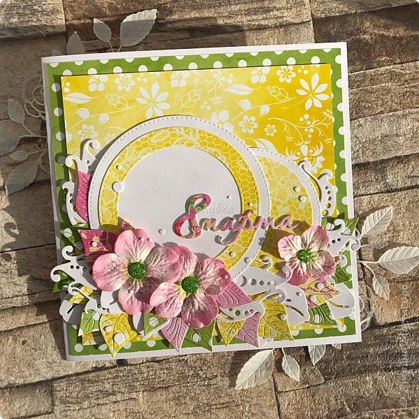 Вот такие три открыточки из одной коллекции:) Яркие, сочные,  бодрящие:)) фото 9