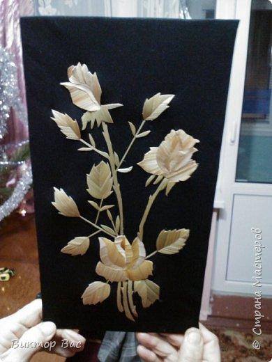 И эти соломенные цветы для вас мастерицы из Страны мастеров.Поздравляю Вас с наступающим праздником весны 8 марта и желаю дальнейших творческих успехов. фото 5