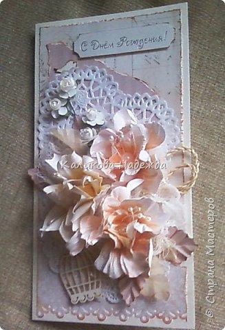 Скромные открытки к 8 марта в сувенирный фонд от меня. фото 4