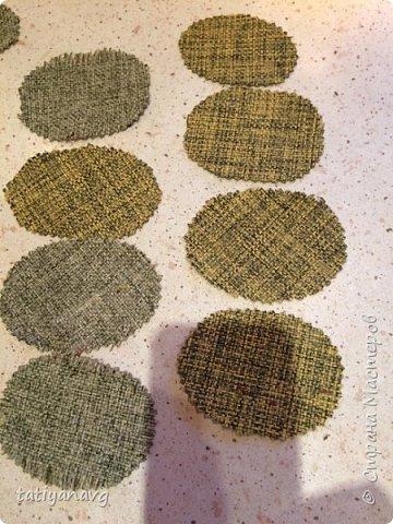 Предлагаю легкий способ изготовления броши из остатков ткани. фото 9