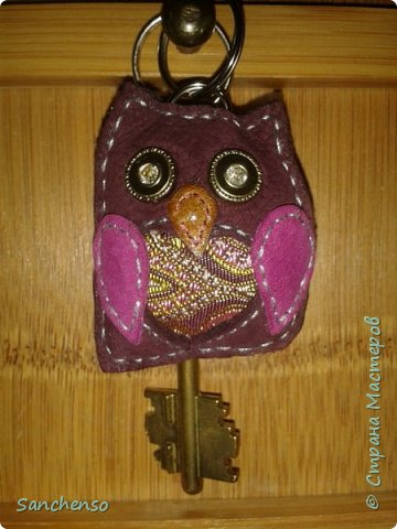 Попугаи. Брелки для ключей. выполнены полностью из натуральной кожи. фото 9