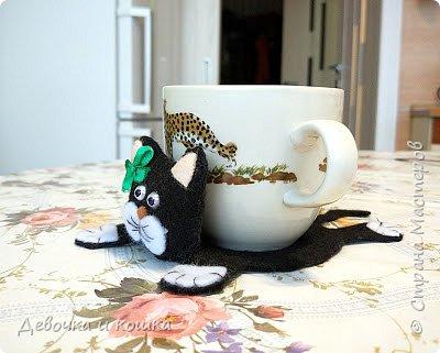 Всем привет! На этот раз у меня получился ловец мышей и чашек :) фото 2