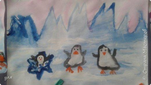 танцующие пингвины