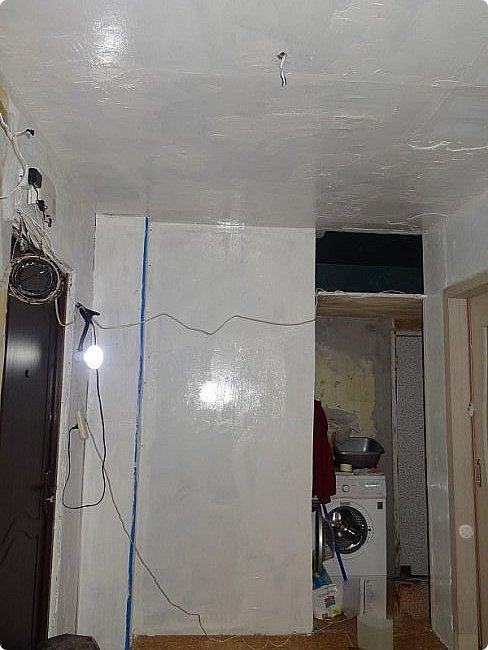 Коридор  — длинный проход внутри здания или жилого помещения, соединяющий комнаты на одном этаже. Коридоры, наряду с комнатами, которые они соединяют и лестницами... Тут должна быть фотография готовой работы. фото 22