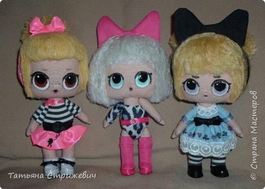 Вот такие куколки у меня сшились. Высота 17 см,ручки  и ножки подвижные