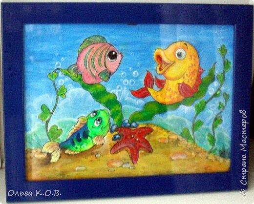 Серия детских рисунков акрилом фото 5