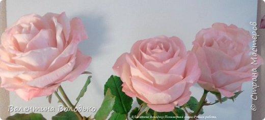Добрый день мастера и мастерицы!!!!Продолжаю розовую эпопею,что заказывают ,то и леплю.Наконец то опробовала покупную глинку,лепить приятно,но цены кусаются. фото 5